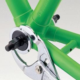 HOZAN BICYCLE TOOL LOCK RING PLIERS C-203